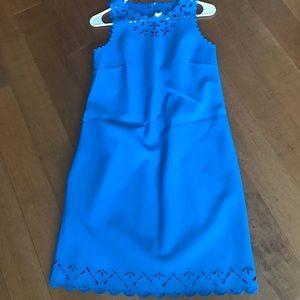 Blue Jcrew summer dress